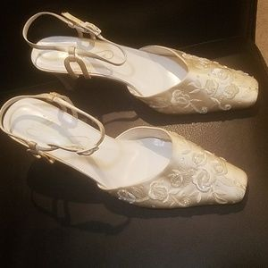 Michangelo Shoes (wore once with my wedding dress)